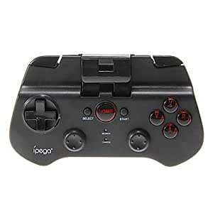 Brand Ipega PG-9017S Wireless Bluetooth Game Controller for Android Mobile Phones and IOS iPhone iPad (Black)