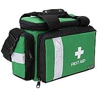 PolAmb Products Erste Hilfe Medizinische Bag Ambulanz-rettungssanitäter Sicherheitskräfte Sanitäter - Grün Gedruckt, M preisvergleich bei billige-tabletten.eu