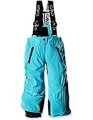 CMP pantalón para niña de esquí, Turkish, 110, 3W01405