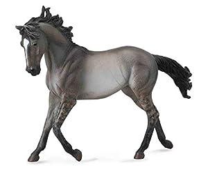 Collecta - Yegua Mustang Gris Pardo -Xl- 88544 (90188544)