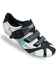 Nalini Kraken Plus Bianchi Milano zapatos Talla:39