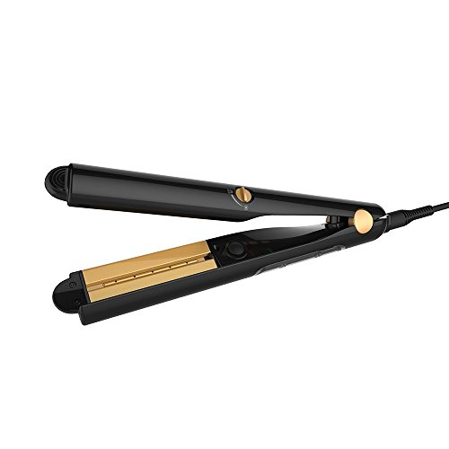 TOUFAGE Multifunktionale Haarglätter Keramik Curling Dampfbügeleisen Körper Twist Spray Öl Verwenden Swivel Cord (Spray Swivel)