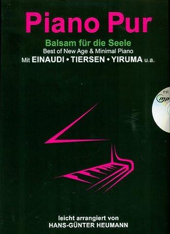 Piano pur avec CD–Baume pour l