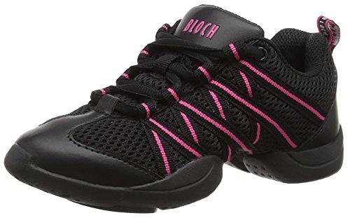 Bloch Criss Cross Damen Sneaker, Pink, 37.5 EU (UK 4.5)