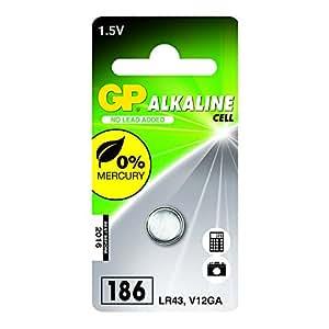 GP Batteries 102003 LR43