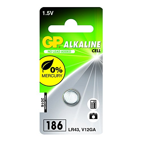 GP Batteries 102003 LR43