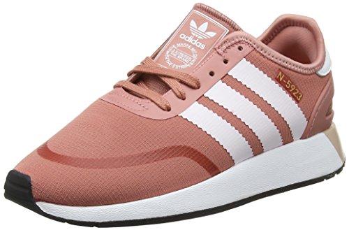 adidas Damen Iniki Runner CLS Fitnessschuhe, Pink (Roscen/Ftwbla/Ftwbla 000), 39 1/3 EU