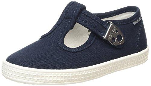 Start-rite Wells, Unisex-Kids' Boat Shoes, Blue (Navy), 9 Child UK (27 EU)