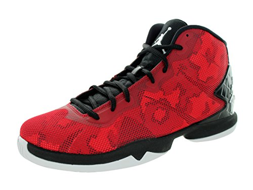 Nike Jordan Super.Fly 4, Scarpe sportive, Uomo GYM RED/WHITE-BLACK-INFRRD 25