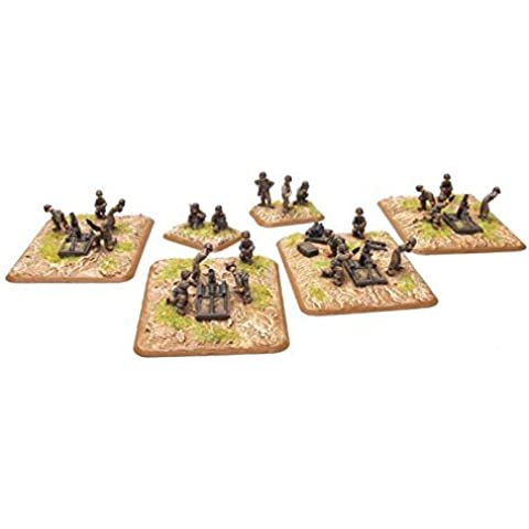 USA: 4.2 Inch Chemical Mortar Platoon by Flames of War