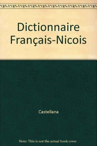 Dictionnaire Français-Nicois