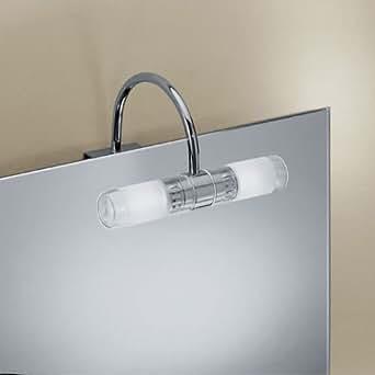 Faretti alogeni fotis per illuminazione bagno illuminazione - Specchiera bagno amazon ...