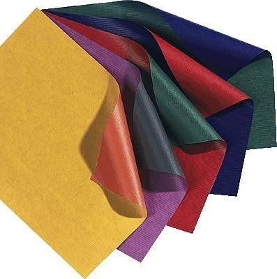Folia Geschenkpapier grün-blau/3605336 70 x 200 cm