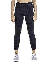 XAED, pantaloncini sportivi da donna, colore nero, taglia S