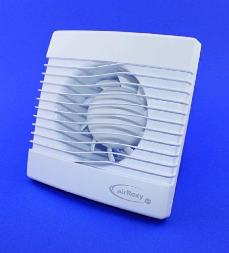 Baño Ventilador con temporizador/seguimiento baño Ventilador Ventilador Ventilador techo blanco de ventilador...