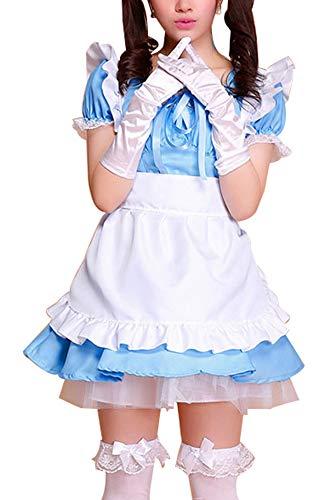 Einheitliche Kostüm - Sodhue Weiblich Leichtes Dienstmädchen Kostüm Einheitliche Versuchung Erotische Unterwäsche Rollenspiel Anime Bequem Schön Süß Spiel Kostüm