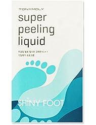 Tonymoly brillant Pied Super Peeling Masque liquide
