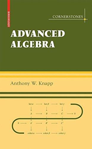 Basic Algebra and Advanced Algebra Set (Cornerstones)