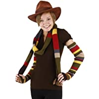 Doctor Who The Fourth Doctor Tom Baker Brown Costume Hat