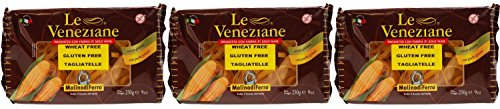 (3 PACK) - Le Veneziane - G/F Tagliatelle | 250g | 3 PACK BUNDLE