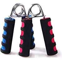 Bebliss Empuñadura Strength Foam Fitness Arm Trainers Muñeca Rehabilitation Finger Pow Muscle Recovery Training Heavy Gym Tool Color Aleatorio