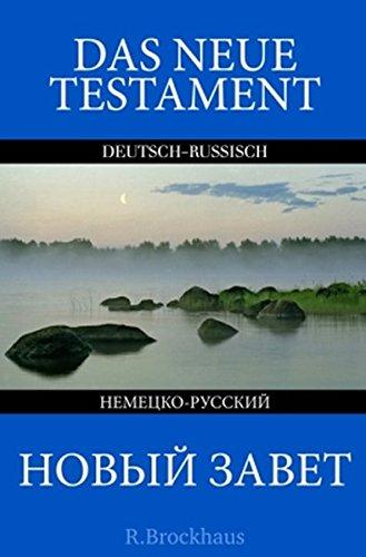 Bibelausgaben, Das Neue Testament, Deutsch-Russisch