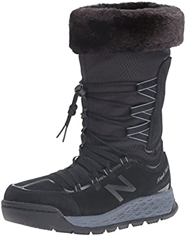 New Balance 1000, Damen Laufschuhe , mehrfarbig - schwarz / grau - Größe: 40 EU