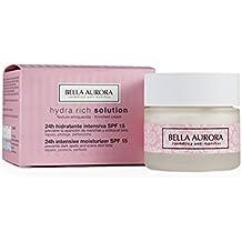 Bella Aurora Hydra Rich Solution 24H Crema Facial Hidratante Intensiva - 50 ml