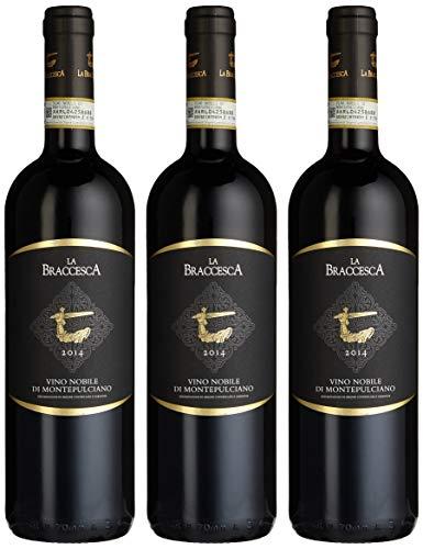 Antinori - Tenuta La Braccesca Vino Nobile di Montepulciano DOCG 2013/2014 Trocken (3 x 0.75 l)