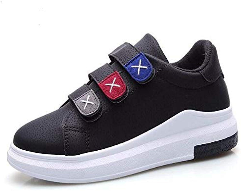 YSFU Baskets mode Baskets pour Femmes Printemps Et en en en Automne Chaussures De Marche Décontractées pour Femmes en... 36d07a