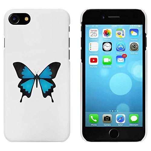 Azeeda Blanco 'Mariposa Ulises' Funda iPhone 7 MC00193131