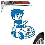 Babyaufkleber Junge Auto Sticker 25 Farben