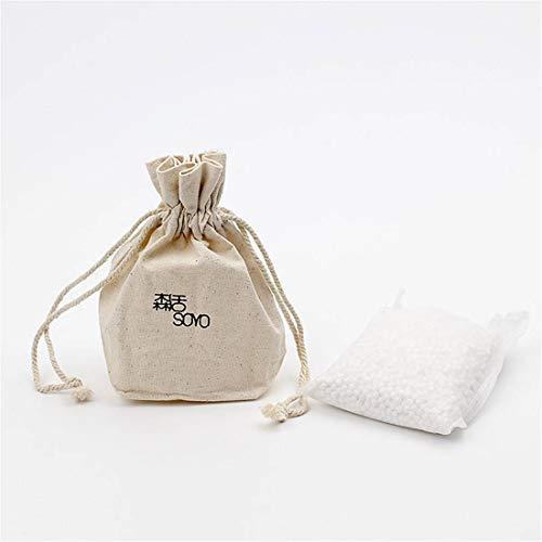 Candora Feuchtigkeitsdichter Schimmel-Deodorierer für Schuhe, Entfernt Geruch, antimikrobielle Deo-Tasche, Schrank, Schublade -
