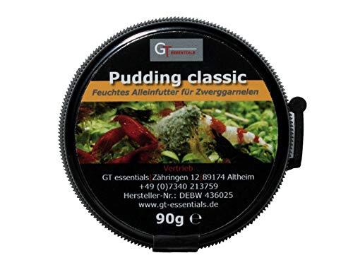 GT essentials Pudding classic, 90 g - Garnelen Feuchtfutter -