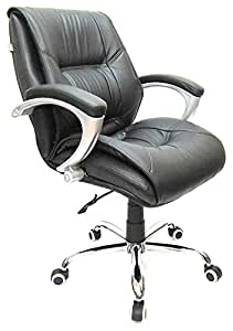Kings KF-3322-02 Office Chair (Black)