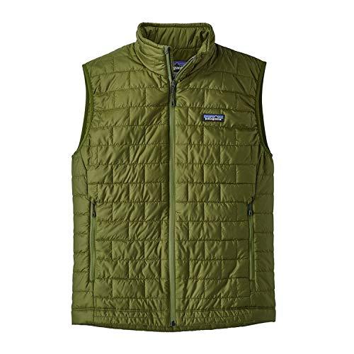 Patagonia Nano Puff Vest, Herren S Grün (Sprouted Green) -
