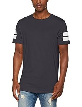 JACK & JONES Herren T-Shirt Jcoboro Tee Ss Crew Neck Noos