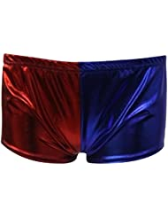 New Harley Quinn Temporary Suicide Squad Costume Halloween Fancy Dress Hot Pants - Short - Femme