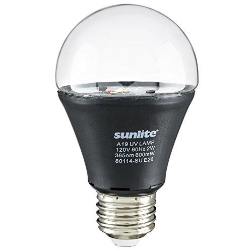 Sunlite Blacklight blau Glühbirne mit E26Medium Boden -