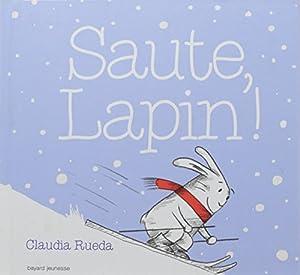 vignette de 'Saute, lapin ! (Claudia Rueda)'