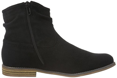 Another Pair of Shoes Alicee1, Bottes Classiques Femme Noir (Black01)
