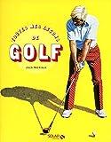 Toutes mes leçons de golf...
