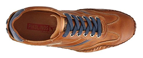 Pikolinos 15A-6078 Fuencarral Chaussures à lacets homme Braun
