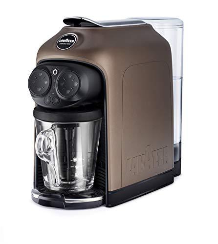 Lavazza a Modo Mio Deséa - Cafetera expreso a cápsulas, 1500 W, ABS, Walnut