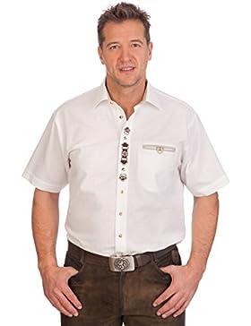 H1621 - Trachten Herren Hemd mit