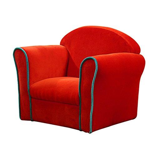 ALUK- small stool Divanetto per Bambini Semplice e Moderno Sedile per Bambini Sgabello per Lettura Comodo Mini Divano Luminoso