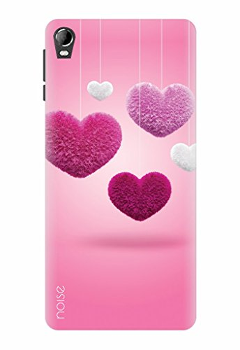 Noise Printed Back Cover for Micromax Canvas Fire 2 A104
