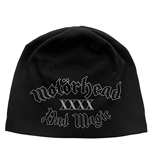 Motörhead Bad Magic Berretto nero