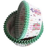 Koala Superstore Papel de Taza Disponible de la Taza de la hornada de 200 PC Papel de la Taza pequeña de la Torta