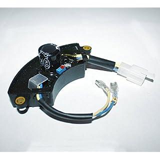 YAMASCO AVR Automatic Voltage Regulator for Generator 2kw 2.2kw 2.5kw 2.8kw 3kw Halfmoon Style